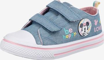 Disney Minnie Mouse Sneaker in Blau