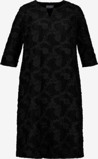 Ulla Popken Kleid in de kleur Donkergrijs / Zwart, Productweergave