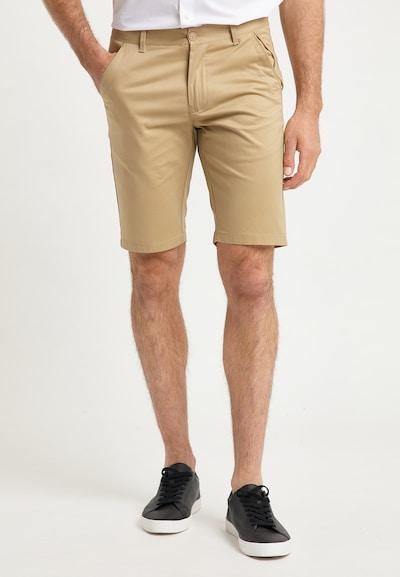 DreiMaster Klassik Pantalon chino en sable, Vue avec modèle