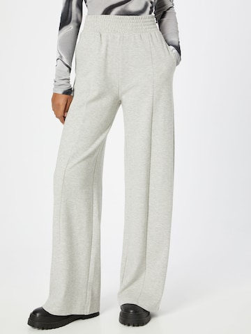 Gina Tricot Broek 'Louise' in Grijs