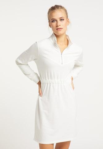usha BLUE LABEL Kleid in Weiß
