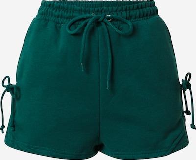 Missguided Hose in smaragd, Produktansicht
