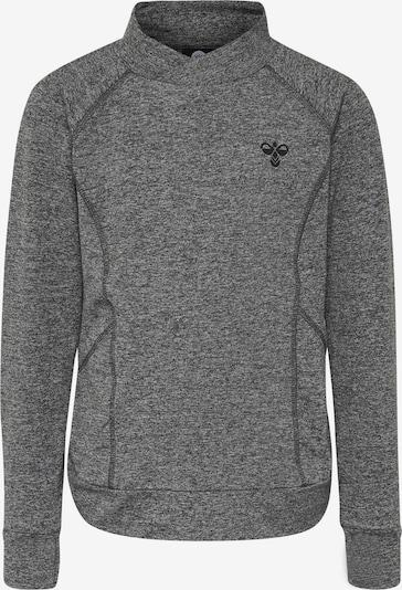 Hummel Sweatshirt in graumeliert, Produktansicht