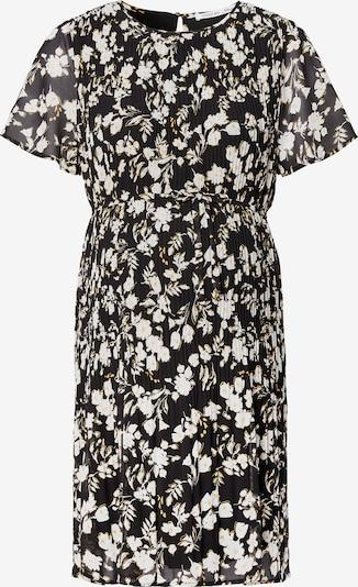 Noppies Kleid 'Salerno' in beige / schwarz / weiß, Produktansicht
