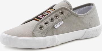 LASCANA Sneakers in Grey