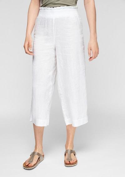 Pantaloni s.Oliver di colore bianco, Visualizzazione modelli