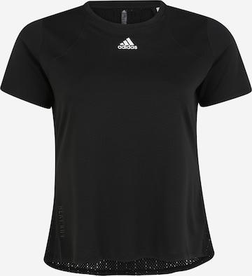 ADIDAS PERFORMANCE Sportshirt in Schwarz