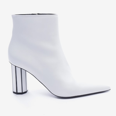 Proenza Schouler Dress Boots in 40 in White, Item view