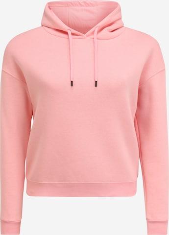 rožinė Cars Jeans Megztinis be užsegimo 'GRAZIA'