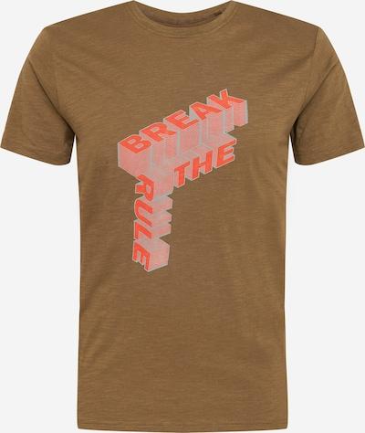 !Solid Tričko 'Pai' - karamelová / tmavě oranžová, Produkt