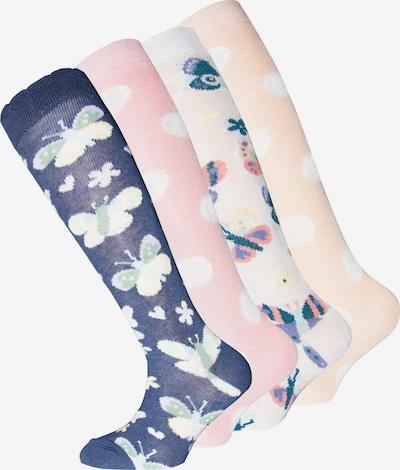 EWERS Ponožky - tmavomodrá / ružová / biela, Produkt