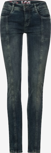 STREET ONE Jeans in blue denim, Produktansicht