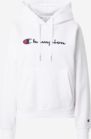 Champion Authentic Athletic Apparel Суичър в бяло