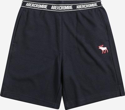 Abercrombie & Fitch Gaće u mornarsko plava / bijela, Pregled proizvoda