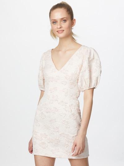 Love Triangle Koktel haljina 'HELENA' u roza, Prikaz modela