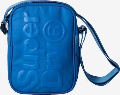 Superdry Sac à bandoulière en bleu, Vue avec produit