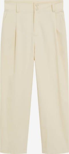 MANGO Pantalon en jaune, Vue avec produit