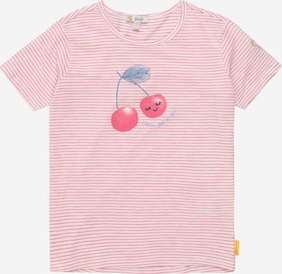 Steiff Collection T-Shirt in blau / pink / weiß, Produktansicht