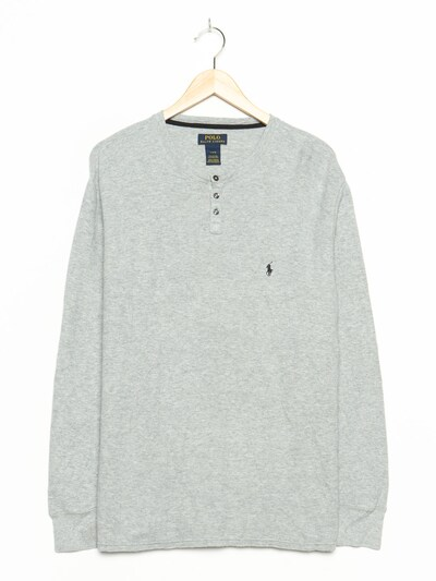 POLO RALPH LAUREN T-Shirt in L-XL in graumeliert, Produktansicht