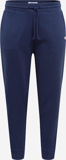 Tommy Jeans Curve Pantalon en bleu marine, Vue avec produit