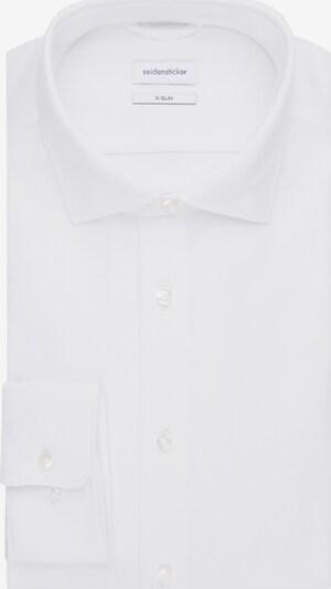 SEIDENSTICKER Business Shirt ' X-Slim ' in White, Item view