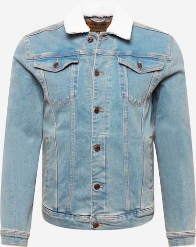 Denim Project Between-Season Jacket 'Kash' in Blue denim / White, Item view