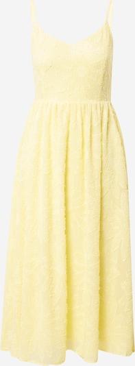 VILA Robe d'été 'OLINE' en jaune, Vue avec produit