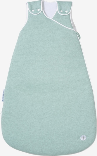 nordic coast company Schlafsack in mint, Produktansicht