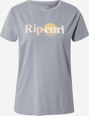 RIP CURLTehnička sportska majica 'SUNSET' - siva boja
