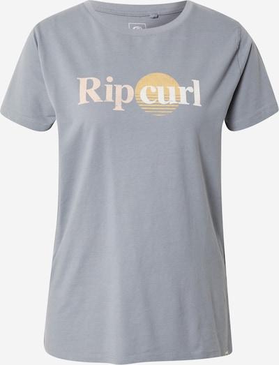 RIP CURL Funktionstopp 'SUNSET' i grå / orange / rosa / vit: Sedd framifrån
