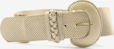 PIECES Belt in XS-XL in Cream, Item view