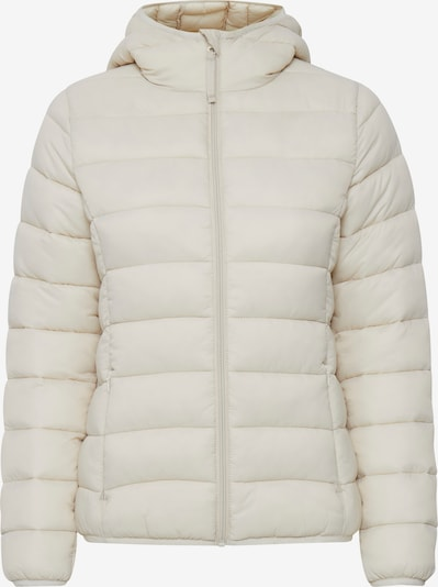 b.young Steppjacke 'BYBELENA' in offwhite, Produktansicht