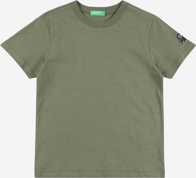 Marškinėliai iš UNITED COLORS OF BENETTON , spalva - tamsiai žalia, Prekių apžvalga