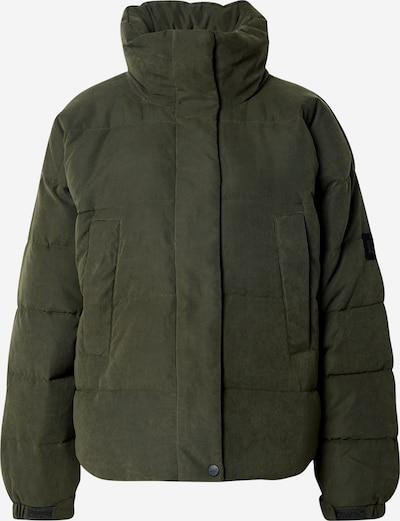 Lee Jacke in dunkelgrün, Produktansicht