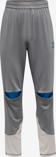 Hummel Hose in blau / grau / weiß, Produktansicht