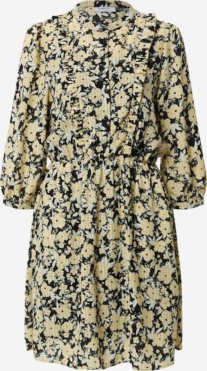 Rochie tip bluză MOSS COPENHAGEN pe galben pastel / gri / negru / alb, Vizualizare produs