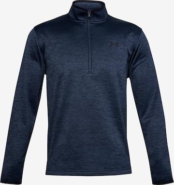UNDER ARMOUR Sportsweatshirt in Blau