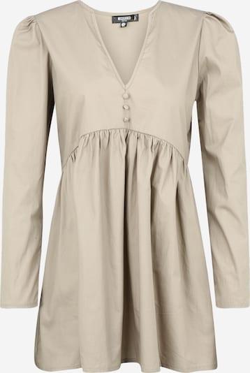 Missguided (Petite) Kleid in cappuccino, Produktansicht