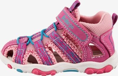 Be Mega Sandale in pink, Produktansicht