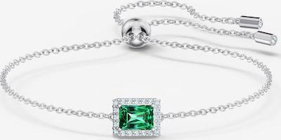 Swarovski Armband in grün / silber, Produktansicht