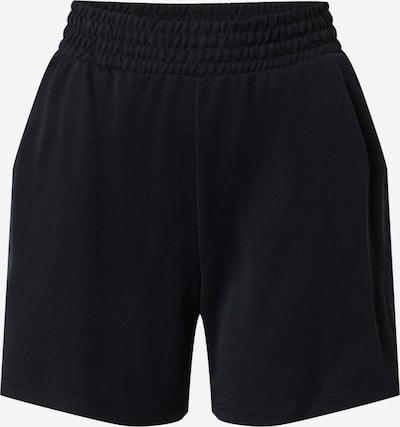 mbym Shorts 'Flannery' in schwarz, Produktansicht