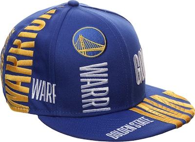 NEW ERA 9FIFTY NBA 19 Tip Off Series Golden State Warriors Snapback Cap in blau / gelb, Produktansicht