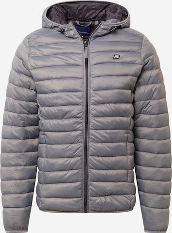 BLEND Jacke in Grau