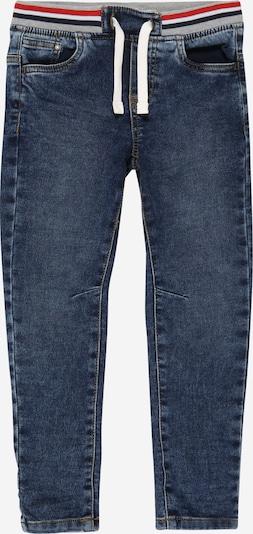 Jeans OVS di colore blu scuro / grigio / rosso / bianco, Visualizzazione prodotti