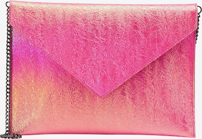 myMo at night Clutch in fuchsia / hellpink, Produktansicht