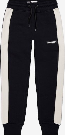 Raizzed Pantalon 'SANDOA' en noir / blanc, Vue avec produit