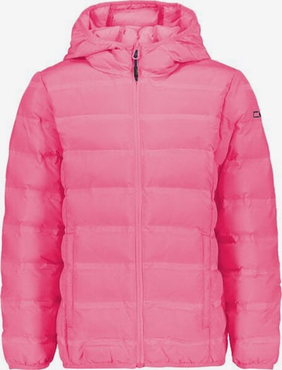 CMP Outdoorjacke 'FIX HOOD' in pink, Produktansicht