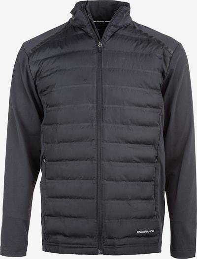 ENDURANCE Sportjas 'MIDAN M Hot Fused Hybrid' in de kleur Zwart, Productweergave
