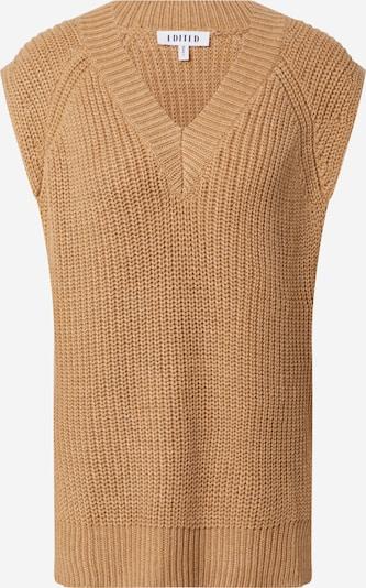 Megztinis 'Brooklyn' iš EDITED, spalva – smėlio spalva, Prekių apžvalga