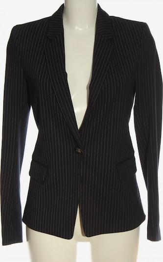 H&M Klassischer Blazer in S in schwarz / weiß, Produktansicht